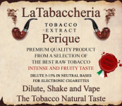 Příchuť La Tabaccheria - Perique 10ml