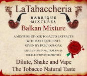 Příchuť La Tabaccheria - Balkan Mixture 10ml