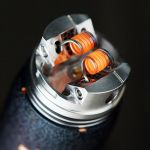 THC Tauren RDA - Copper Black ThunderHead Creations