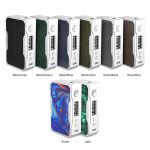 VOOPOO DRAG 157W TC Box MOD Silver - Resin Edition