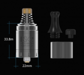 Vandy Vape Berserker V1.5 Mini MTL RTA 2.5ml