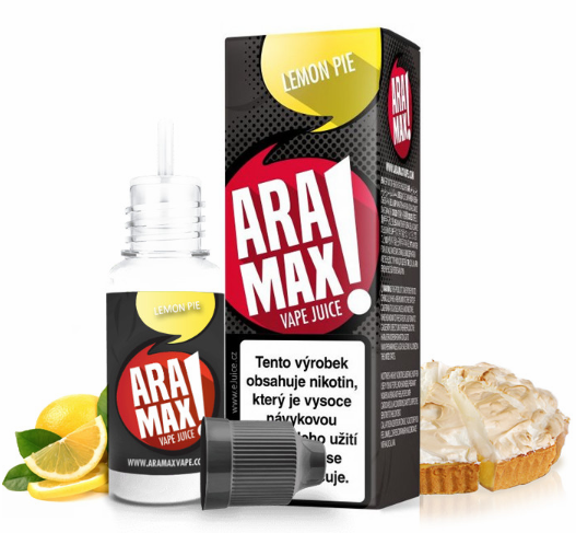 Liquid ARAMAX Lemon Pie 10ml