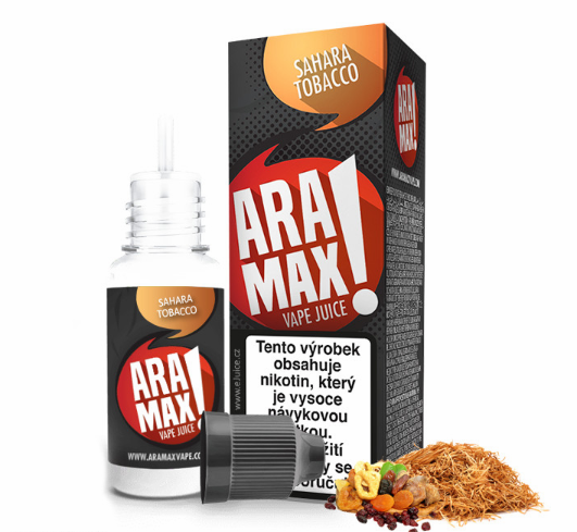 Liquid ARAMAX Sahara Tobacco 10ml