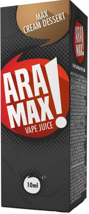 Liquid ARAMAX Max Cream Dessert - 10ml