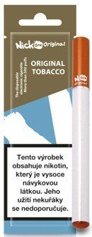 Nick One Original elektronická cigareta Original Tobacco 16mg