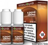 Liquid Ecoliquid Premium 2Pack Coffee (Káva) - 2x10ml