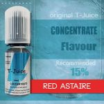 Příchuť T-Juice Red Astaire - 10ml
