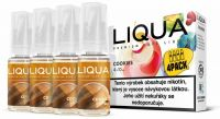 Liquid LIQUA CZ Elements 4Pack Cookies (Sušenka) - 4x10ml