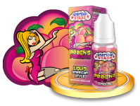 American Stars Peachs Peaches 10ml