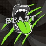 Příchut Big Mouth - BEAST - 10ml