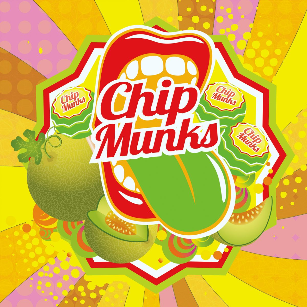Příchut Big Mouth - Chip Munks - 10ml