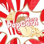Příchut Big Mouth - More PopCorn (karamelový popcorn) - 10ml
