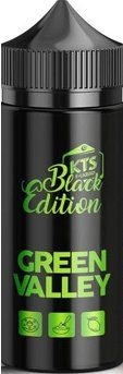 Příchuť KTS Black Edition Shake and Vape Green Valley - 20ml