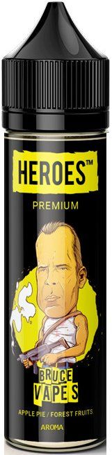 Příchuť ProVape Heroes Shake and Vape Bruce Vapes - 20ml