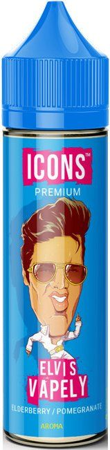 Příchuť ProVape Icons Shake and Vape Elvis Vapely - 20ml