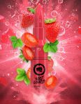 Příchuť Riot Squad Shake and Vape Strawberry Scream - 20ml