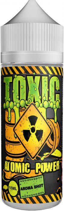 Příchuť TOXIC Shake and Vape Atomic Power - 15ml