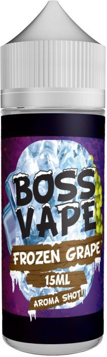 Příchuť Boss Vape Shake and Vape Frozen Grape - 15ml