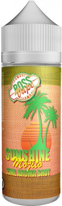 Příchuť Boss Vape Shake and Vape Sunshine Mojito - 15ml