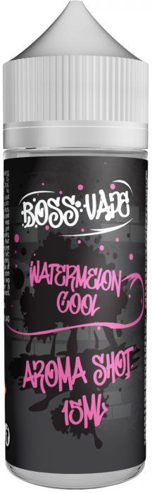 Příchuť Boss Vape Shake and Vape Watermelon Cool - 15ml