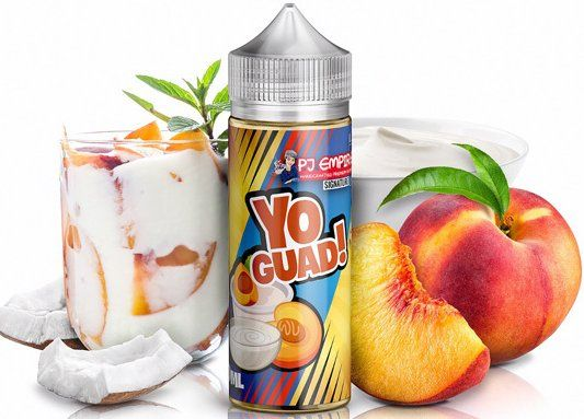 Příchuť PJ Empire Shake and Vape Signature Line Yo! Guard - 30ml