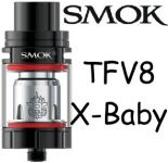 Smoktech TFV8 X-Baby clearomizer