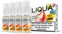 Liquid LIQUA CZ Elements 4Pack Turkish tobacco (Turecký tabák) - 4x10ml