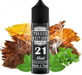 Příchuť Flavormonks Tobacco Bastards Shake and Vape No.21 Mint - 12ml