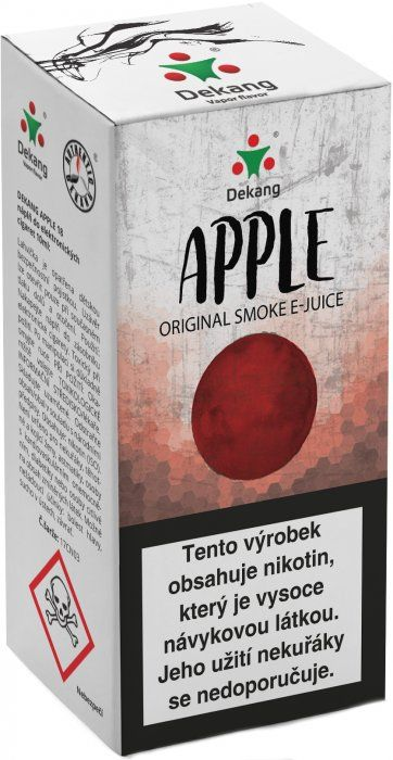 Dekang Apple 10ml (Jablko)