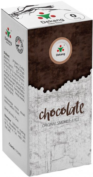 Dekang Chocolate 10ml (Čokoláda)