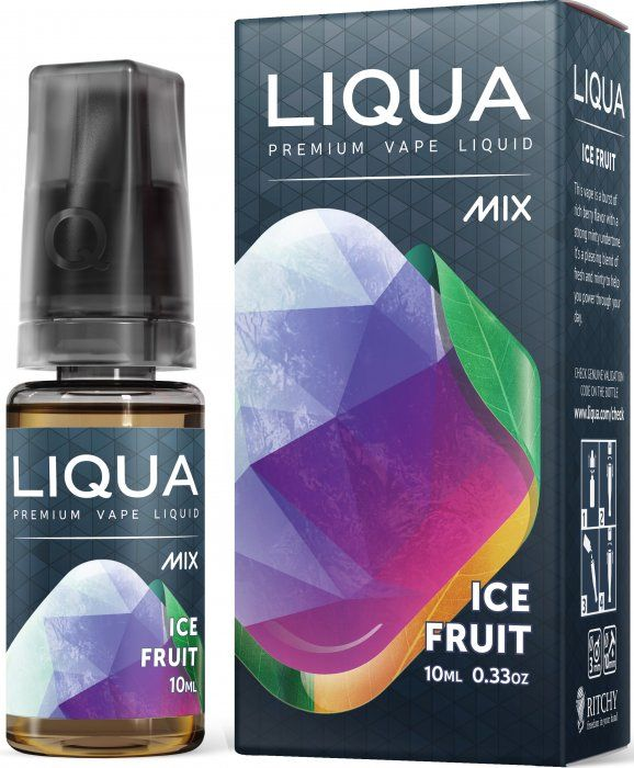 LIQUA MIX Ice Fruit 10ml