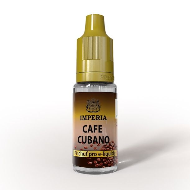 Příchuť IMPERIA Cafe Cubano 10ml