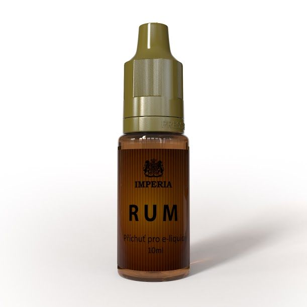 Příchuť IMPERIA Rum 10ml