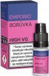 Liquid EMPORIO High VG Blueberry 10ml