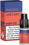 Liquid EMPORIO High VG Lime Cake 10ml