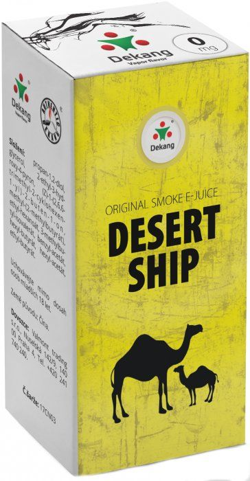 Liquid Dekang Desert ship - 10ml