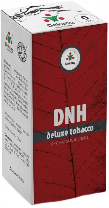 Liquid Dekang DNH-deluxe tobacco - 10ml