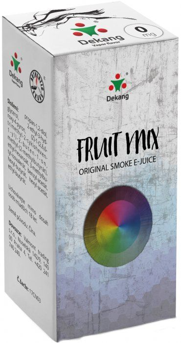 Liquid Dekang Fruit Mix (Ovocný Mix) - 10ml