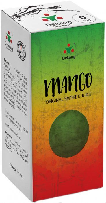 Liquid Dekang Mango (mango) - 10ml
