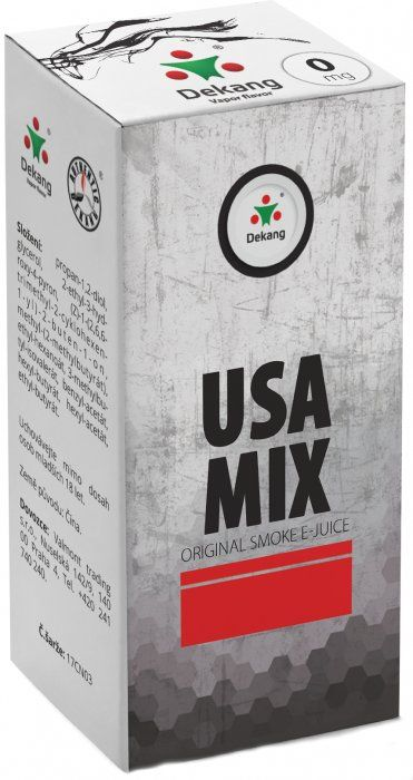 Liquid Dekang USA MIX - 10ml