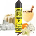 Příchuť Flavormonks Custard Bastards Shake and Vape 12ml No.08 French Beignet