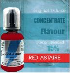 Příchuť T-Juice Red Astaire - 30ml
