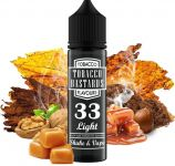 Příchuť Flavormonks Tobacco Bastards Shake and Vape No.33 Light Tobacco - 12ml