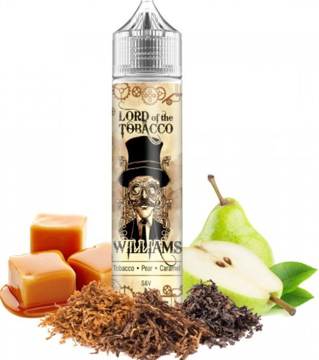 Příchuť Dream Flavor Lord of the Tobacco Shake and Vape 12ml Williams