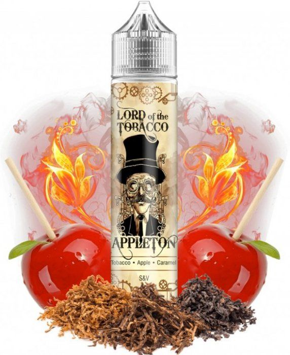 Příchuť Dream Flavor Lord of the Tobacco Shake and Vape 12ml Appleton