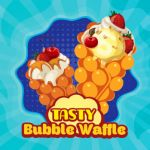 Příchuť Big Mouth Tasty - Bubble Waffle (Bublinkové vafle se zmrzlinou) 10ml