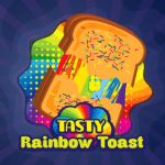 Příchuť Big Mouth Tasty - Rainbow Toast (Toast s džemem a cukrovým posypem) 10ml