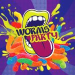 Příchut Big Mouth Classic - Worms Party (Kyselé žížaly) - 10ml